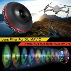 Hình ảnh Camera HD Ống Kính Lọc ND4 8 16 32 UV CPL Phụ Kiện Cho MÁY bay DJI Mavic Pro-intl