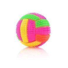 Hình ảnh Hedgehog Ball Flashing Spiky Light Up - intl