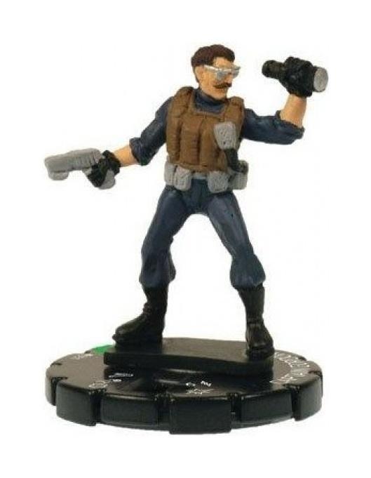 Heroclix: Captain Gordon # 31
