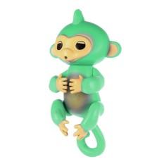 Hình ảnh Chất Lượng cao Sunwonder Tương Tác Thông Minh Đồ Chơi Hoạt Hình Khỉ Ngón Tay Đồ Chơi với Bình Sữa Trẻ Em-intl