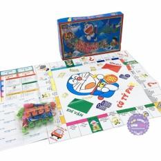 Hình ảnh Hộp đồ chơi bộ cờ Tỷ Phú bằng nhựa Vĩnh Phát