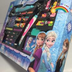 Hình ảnh Hộp phụ kiện làm tóc Frozen KTA980