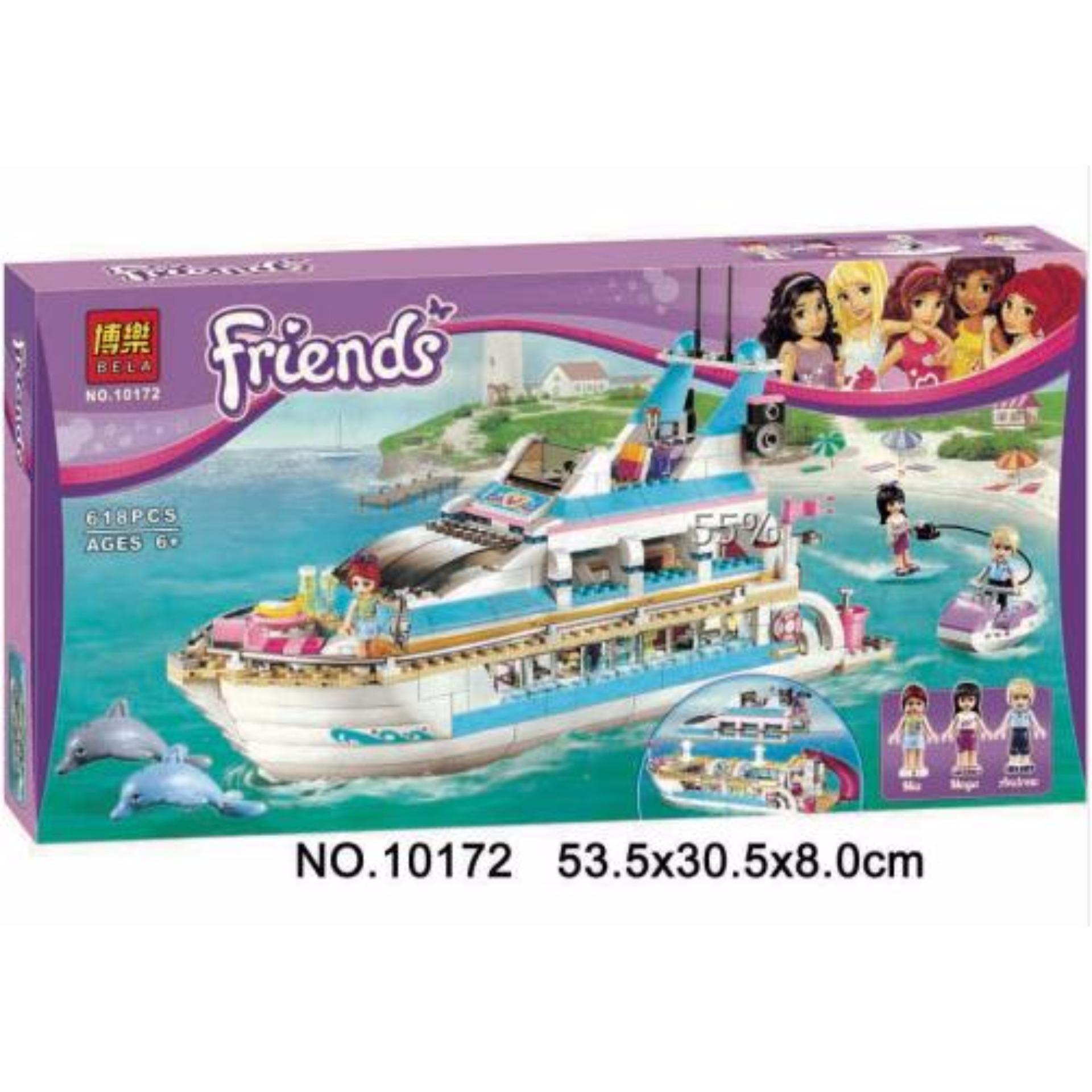 Hộp Xếp Hình Friends 10172
