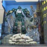 Chiết Khấu J8012 Robot Biến Hinh Transformers Sieu Xe Chiến Đấu Inspector Kidskingdom