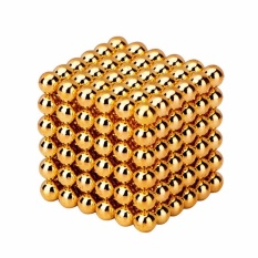 Hình ảnh JinGle 216 pcs Magic Magnet Magnetic DIY Beads Puzz Balls 3D Magic Kids Toys Option 5mm