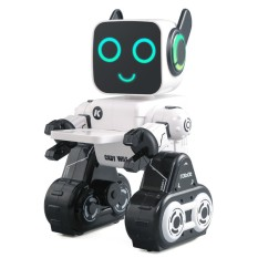 Hình ảnh JJRC R4 Intelligent Multi Functional Remote Control Robot RC Toy Coin Bank Gift for Children - intl
