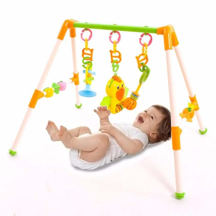 Kệ chữ a con vẹt Baby Playgym