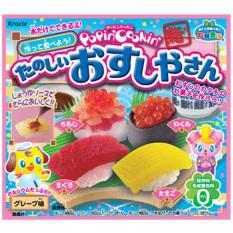 Kẹo Gom Tạo Hinh Lam Cơm Sushi Kracie Popin Cookin 35384 Nguyên