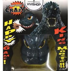 Hình ảnh Khám Răng Khủng Long Godzilla Loại Đặc Biệt - Chirita
