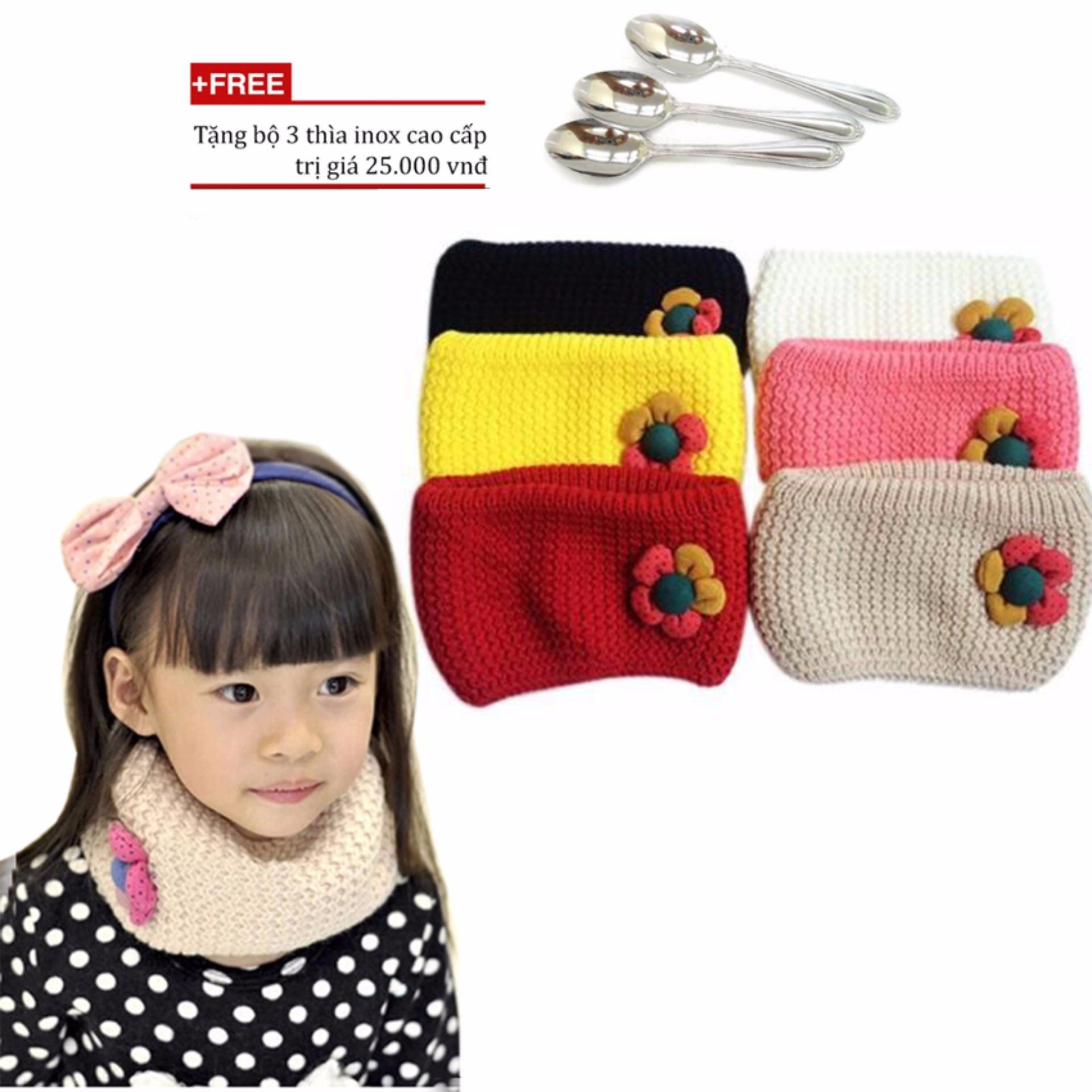 Khăn Ống Choàng Cổ/khăn Len Cho Trẻ Giá Tốt 360