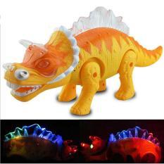 Hình ảnh Khủng long bạo chúa (chạy pin) sáng đèn, vẩy đuôi, phát nhạc