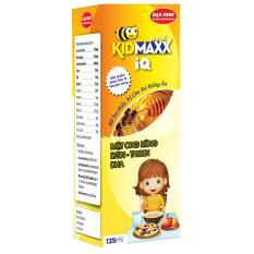 Kidmaxx Iq Điều Trị Hiệu Quả Cho Trẻ Biếng Ăn