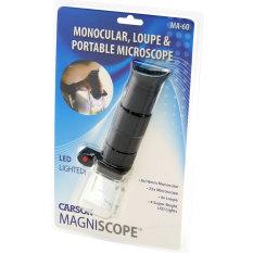 Ôn Tập Kinh Hiển Vi Carson Magniscope 3 In 1 Led Monocular Loupe And Microscope Vietnam