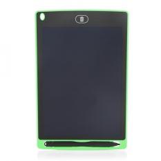 Hình ảnh MÀN HÌNH LCD Bảng Viết Paperless Viết Máy Tính Bảng Vẽ Văn Phòng Học Trẻ Em Xanh 8.5 inch-quốc tế