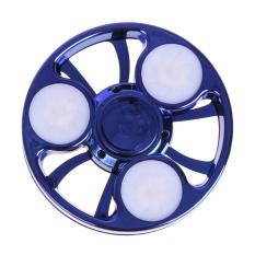 Hình ảnh LED 5 Gear Light-dimmer Creative Dancing Gyro(Blue) - intl