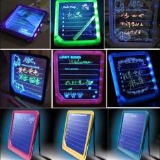 Hình ảnh -Đèn LED-Lên Bảng Thông Báo W/Bút Ghi Nhớ Nhà Bếp Tặng Di Động Viết Máy Tính Bảng