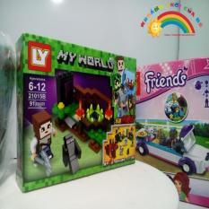 Hình ảnh Lego MyWorld No.21015B KT776