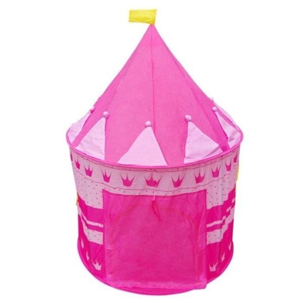 Lều bóng công chúa hoàng tử (Hồng)