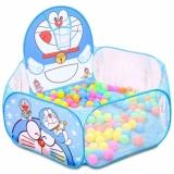 Giá Bán Lều Bong Doraemon Kem 100 Quả Bong Nhựa None Nguyên