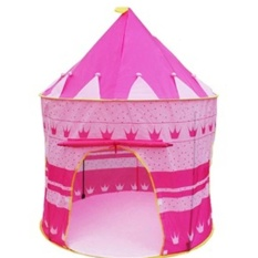 Hình ảnh Lều bóng lâu đài công chúa xinh xắn cho bé