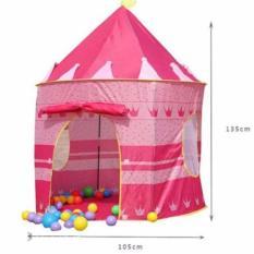 Hình ảnh Lều bóng lâu đài công chúa xinh xắn cho bé(Hồng) - Kmart
