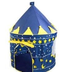 Hình ảnh Lều bóng lâu đài hoàng tử đáng yêu cho bé(Xanh) - Kmart