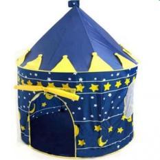 Hình ảnh Lều bóng lâu đài hoàng tử ( xanh )