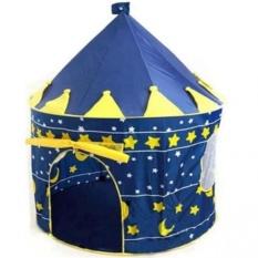 Hình ảnh Lều chơi lâu đài cho bé hình tượng hoàng tử ( Xanh ) adst.1005