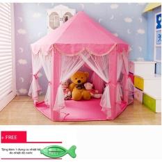 Hình ảnh Lều công chúa phong cách Hàn Quốc cho bé