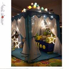 Hình ảnh Lều Màn Hoàng Tử và Công chúa cao cấp cho bé