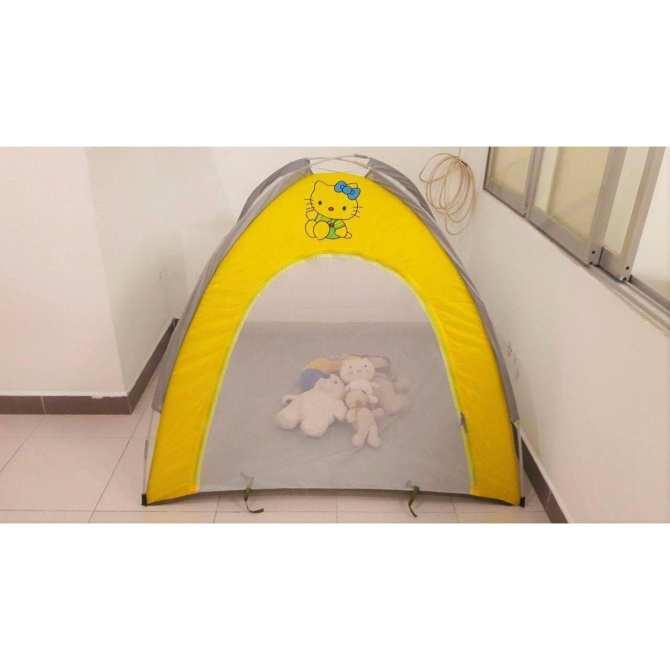 Hình ảnh lều trẻ em
