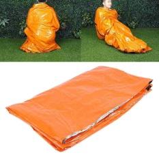 Hình ảnh Light Weight Camping Hike Outdoor Sleeping Bag Portable Emergency Sleeping Bags - intl