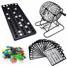 Hình ảnh Lồng quay loto bingo bằng sắt cao cấp