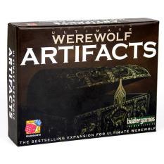 Hình ảnh Ma Sói Artifact - Cổ Vật Huyền Thoại (Bản mở rộng Ma sói Ultimate Deluxe)