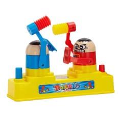 Hình ảnh MagiDeal Kids Double Battle Board Game Toy - Hammering & Hiding Game - intl
