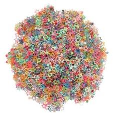 Hình ảnh MagiDeal Nhiều Màu Ngôi Sao Rắc Bàn Tán Xạ Cưới Đồ trang trí Móng Tay Cao Cấp Nghệ Thuật-quốc tế