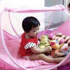 Màn Mùng ngủ chống muỗi có phát nhạc cho bé