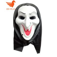 Hình ảnh mặt nạ halloween Scream Sát nhân giấu mặt