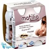 Bán Lốc 4 Chai Sữa Matilia Bu Vị Socola 4X200Ml Hang Nhập Khẩu Có Thương Hiệu Nguyên
