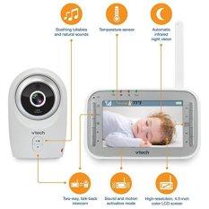 Bán Mua May Bao Khoc Vtech Safe Sound Full Color Video Monitor Vm341 Trong Hồ Chí Minh