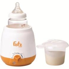 Máy hâm sữa Fatzbaby FB3008SL dùng trên xe ôtô
