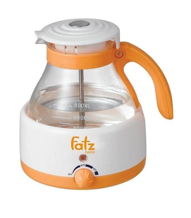 Máy hâm nước pha sữa có nhiệt kế Fatzbaby FB3005SL