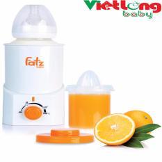 Ôn Tập May Ham Sữa Tiện Lợi Đa Chức Năng Fatzbaby Fb3010Ac Cam