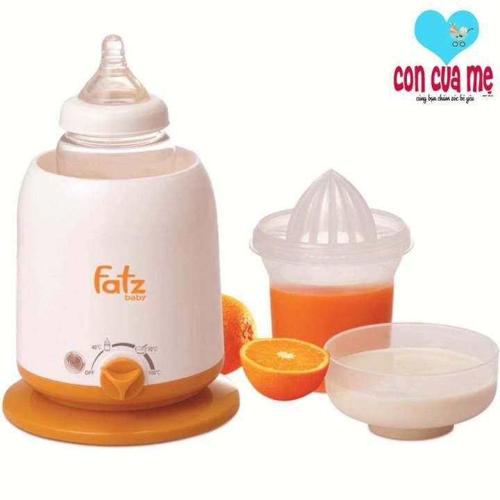 Máy hâm sữa và thức ăn 4 chức năng Fatz Baby Hàn Quốc FB3002SL