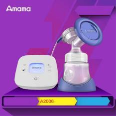 Máy Hút Sữa Amama Chính Hãng Giá Tốt - Nhập khẩu nguyên chiếc BH chính hãng bởi Click - Buy