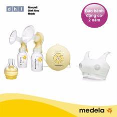 Bán May Hut Sữa Điện Đoi Medela Swing Maxi Tặng Ao Hut Sữa Rảnh Tay Easy Va 1 Num Calma Trực Tuyến Trong Hà Nội