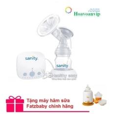 May Hut Sữa Điện Đơn Sanity Ap154Ae Tặng May Ham Sữa Fatz Đa Năng Vietnam Chiết Khấu