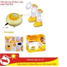 May Hut Sữa Đoi Cao Cấp Theo Cong Nghệ Nhật Bản Tặng Nệm Lot Chống Thấm Chiết Khấu Hà Nội
