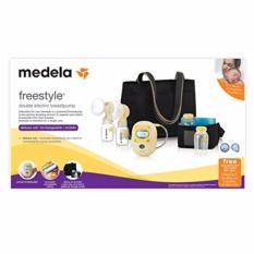 Giá Bán Máy Hút Sữa Medela Freestyle Đày Đủ Nhãn Hiệu Medela