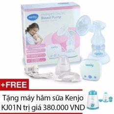 Mua May Hut Sữa Sanity Ap154Ae Tặng 1 May Ham Sữa Kenjo Kj01N Rẻ Hồ Chí Minh